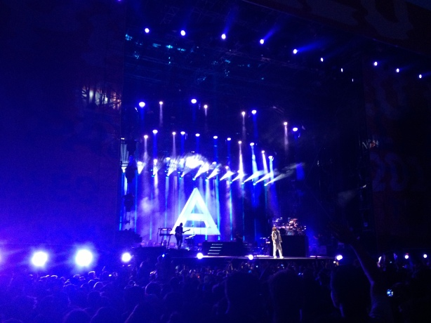 Thirty Seconds to Mars at Paléo Festical, Nyon Photo: @Happy_1, Béatrice