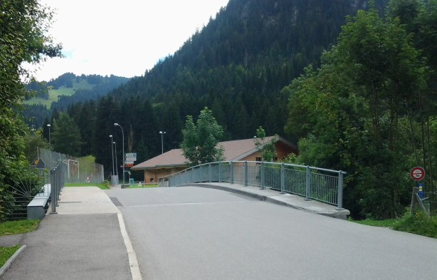 "The ""Palat"" bridge"