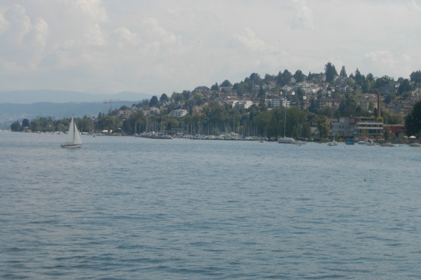 Zurich & Lake Leman